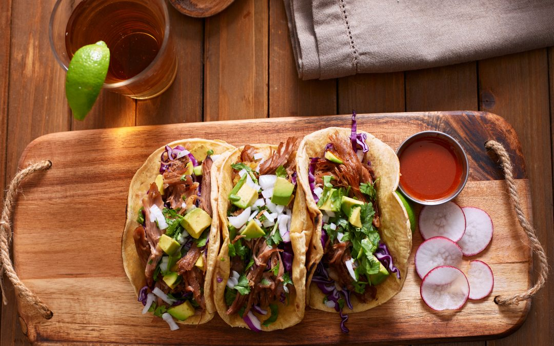 On the road health – Instant Pot Pork Carnitas