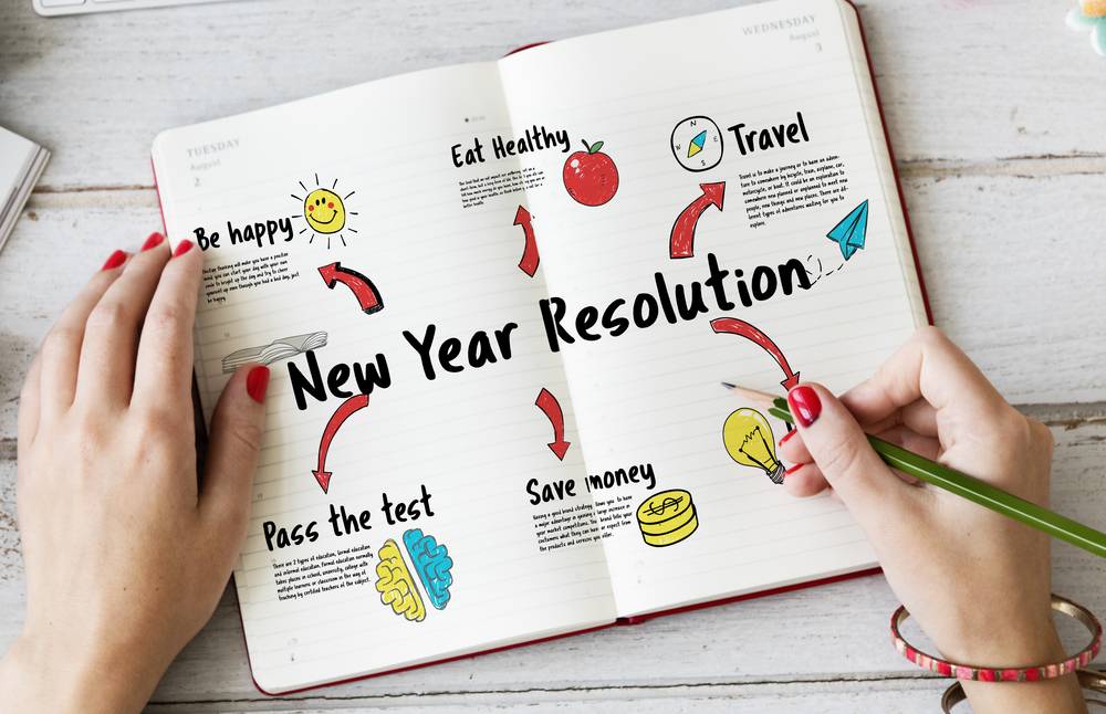 What's Up Wednesday – Making resolutions